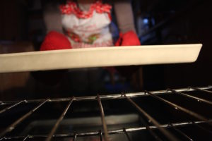 Cookies in the Oven: Point of View