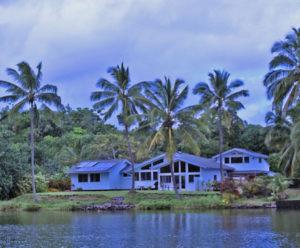 House on Wailua River